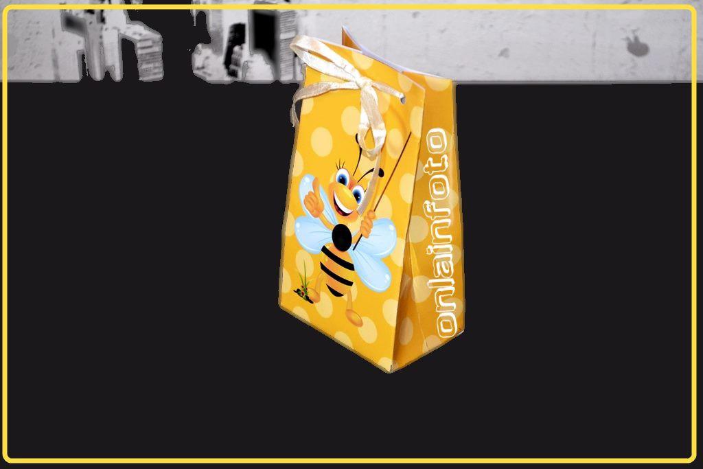 Пакетик с пчелками