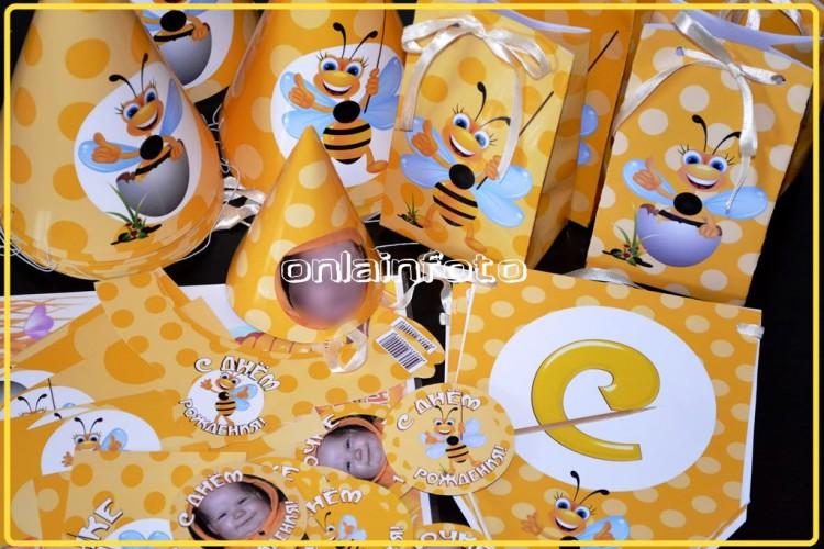 пчелки - день рождение