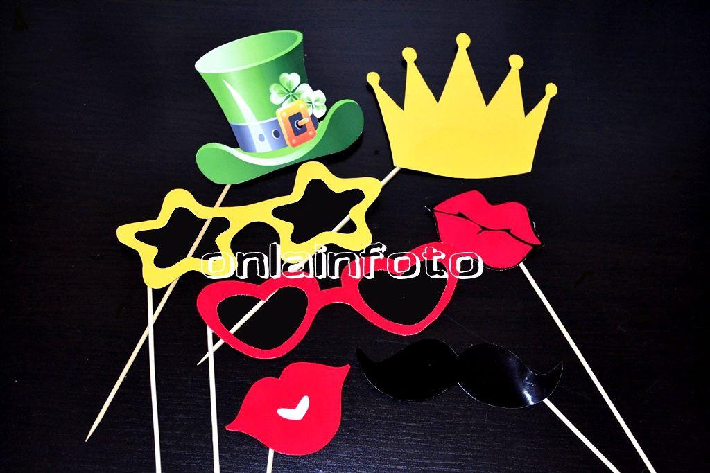бутафория - корона на палочке