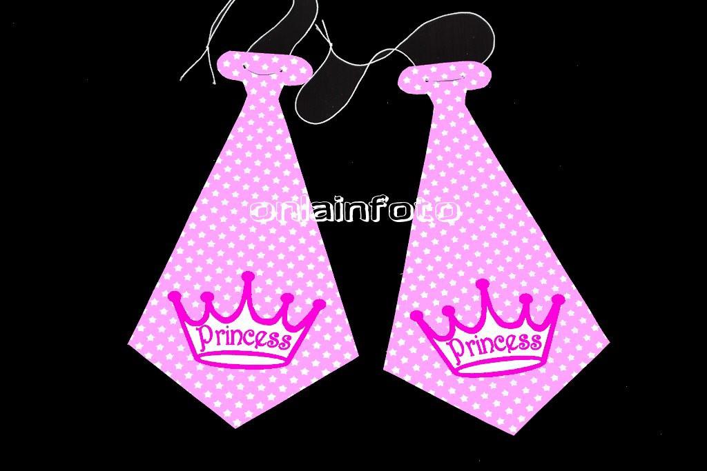 галстук для принцесс