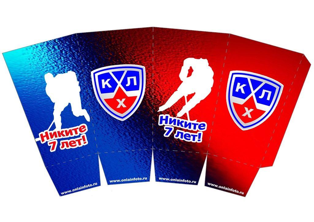 коробочка кхл хоккей